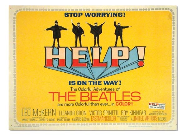 The Beatles - auction