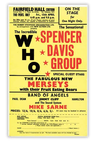 Posters and Handbills - May 2002