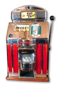 Slot Machines - May 2002