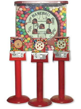 Coin Operated Machines - December 2002