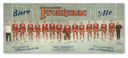 Hockey Memorabilia - December 2002