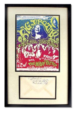 Janis Joplin - December 2002