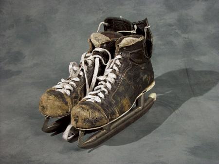 Hockey Equipment - December 2002