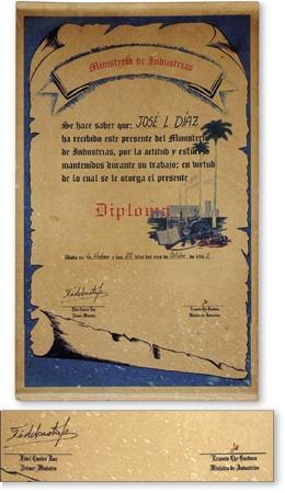 Cuban Non-sports - December 2002