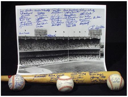 NY Yankees, Giants & Mets - December 2002