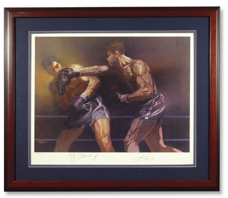 Muhammad Ali & Boxing - auction