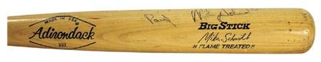 Bats - auction