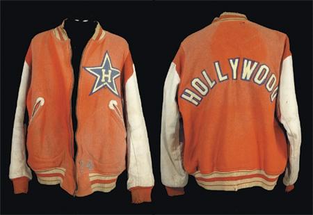 Baseball Equipment - auction
