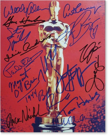 Sports Autographs - auction
