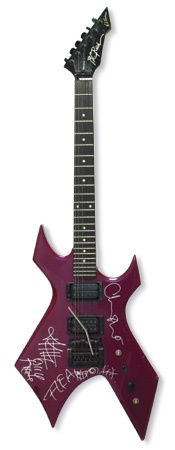 Guitars - auction