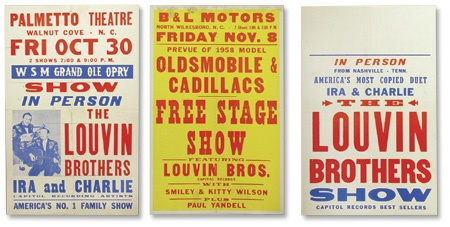 Posters and Handbills - auction