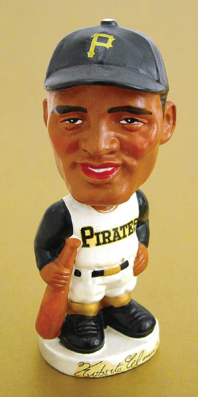 Clemente and Pittsburgh Pirates - May 2003