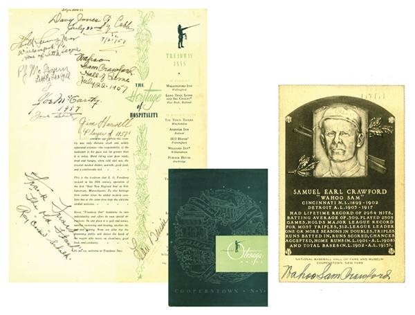 Baseball Autographs - December 2003