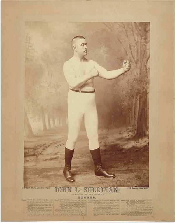 John L. Sullivan - December 2003