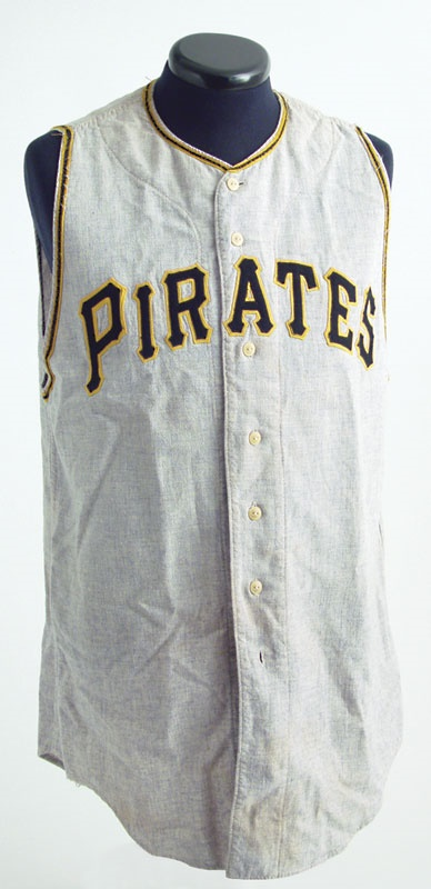 Clemente and Pittsburgh Pirates - December 2003