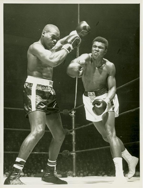 Muhammad Ali - December 2003