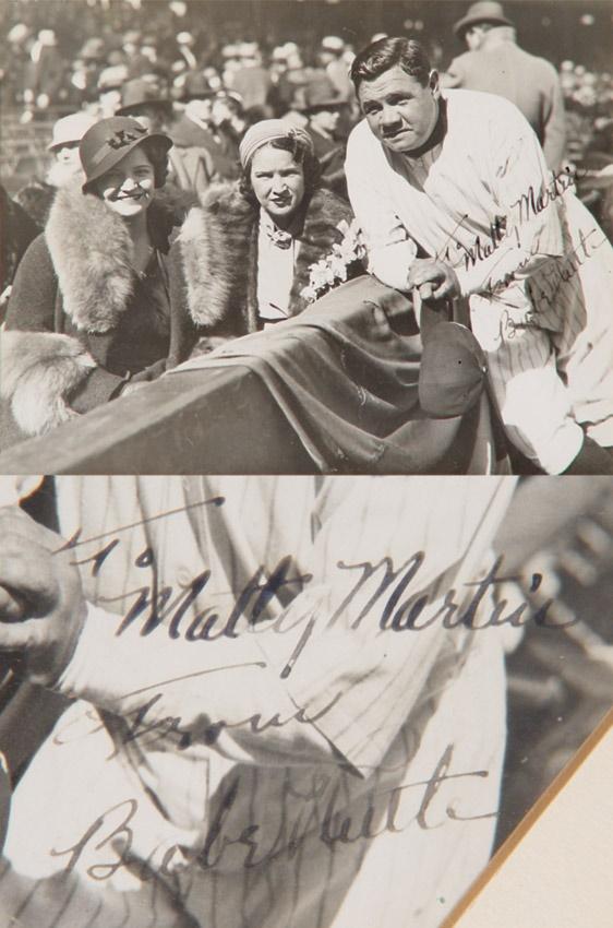 Matty Martin - December 2003
