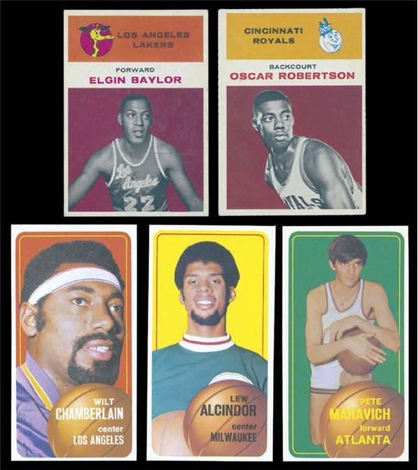 Basketball Cards - December 2003