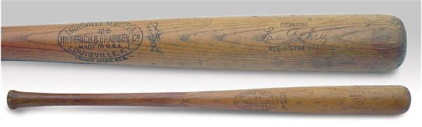 Lou Gehrig - December 2003