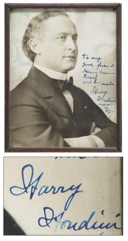 Houdini - December 2003