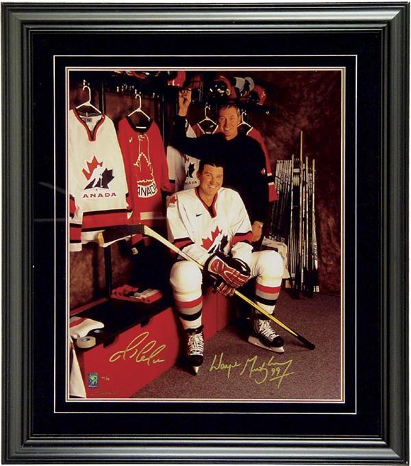 Hockey Memorabilia - December 2003