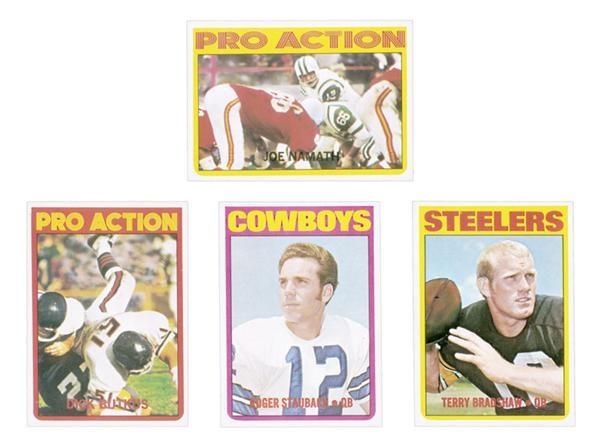 Football Cards - December 2003