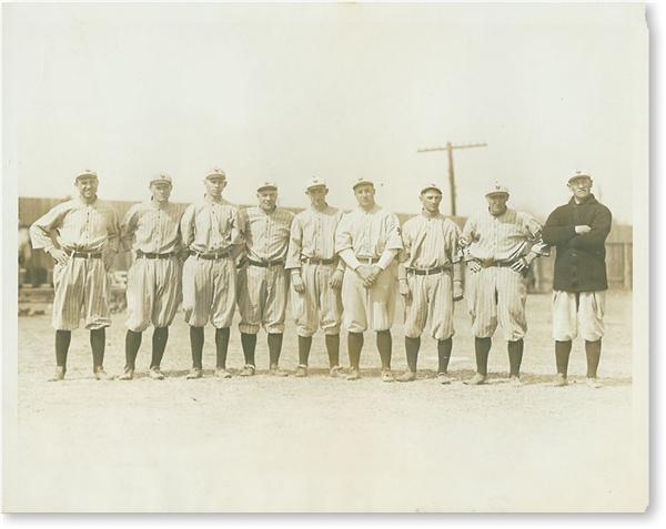 Baseball Photographs - auction
