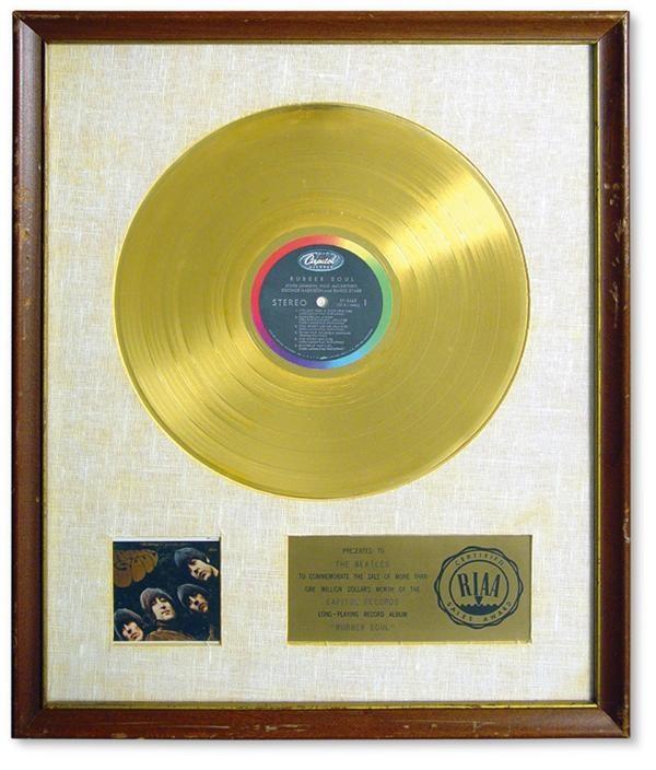 Beatles Awards - June 2004