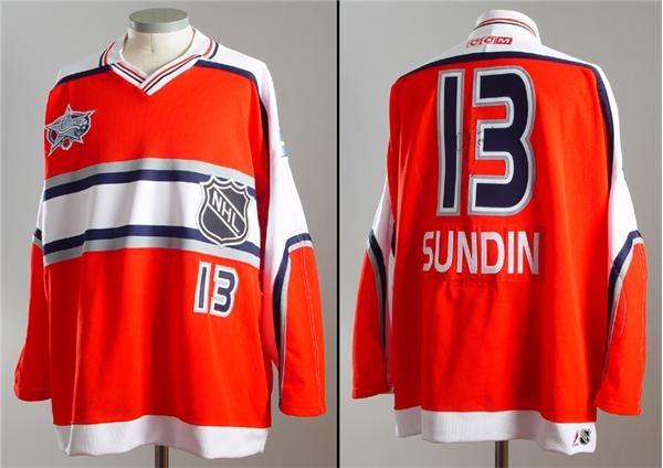 Hockey Sweaters - June 2004