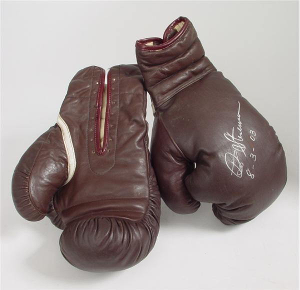 Muhammad Ali & Boxing - June 2004