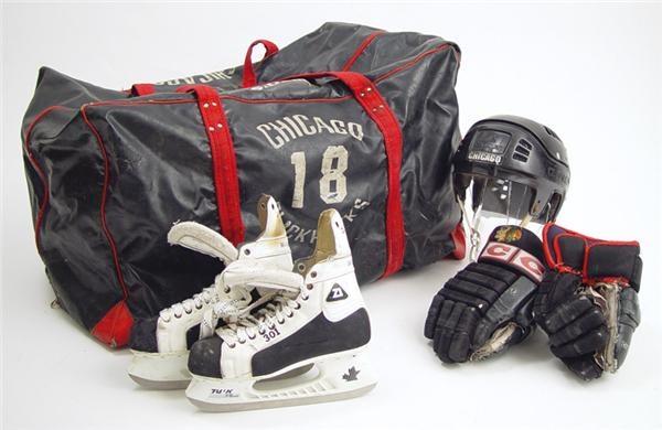 Hockey Equipment - June 2004