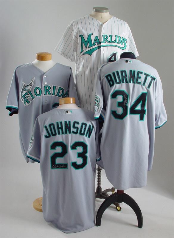 Baseball Jerseys - June 2004