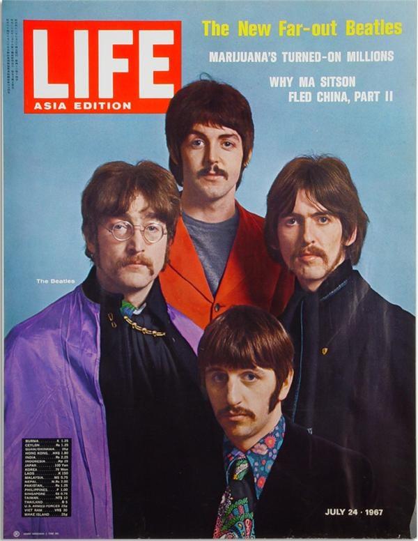 The Beatles - June 2004