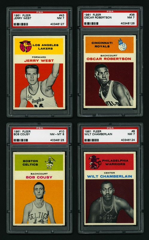 Basketball Cards - June 2004