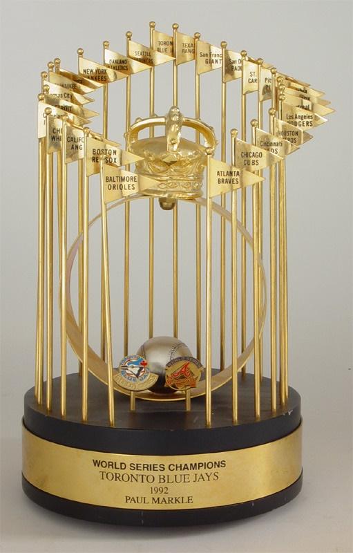 Baseball Awards - June 2004
