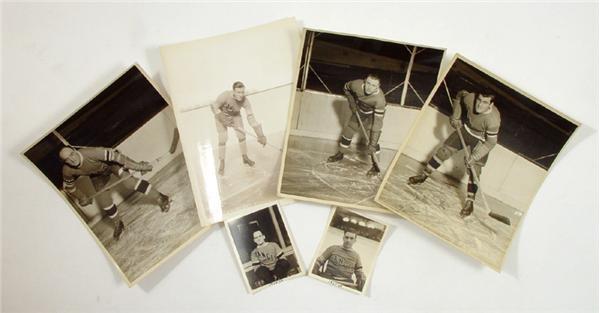 Hockey Memorabilia - June 2004