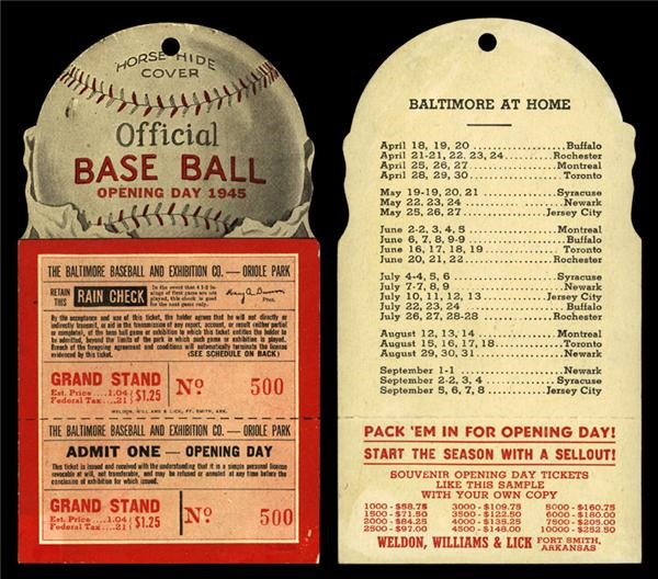 Baltimore Orioles - June 2004