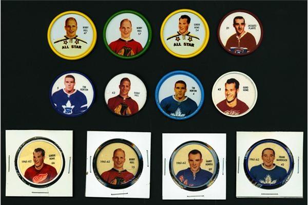 Hockey Cards - June 2004