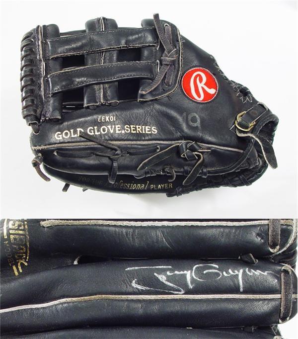 Baseball Equipment - June 2004