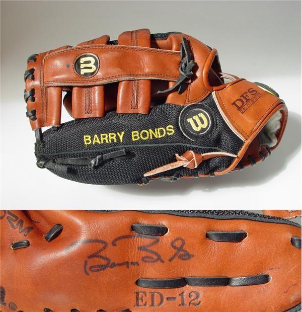 Barry Bonds - June 2004