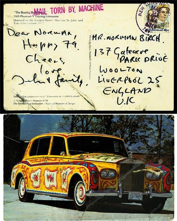 Beatles - John Lennon - June 2004