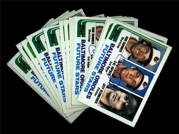Baseball and Trading Cards - June 2004