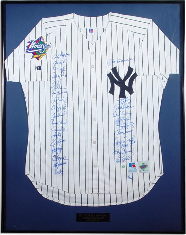 NY Yankees, Giants & Mets - June 2004