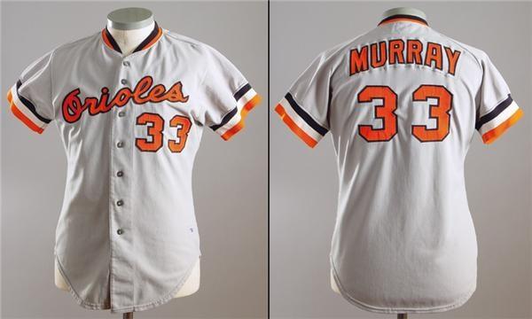 e05439d4b26 Lelands.com - Baltimore Orioles - Past Sports and Collectible Auctions