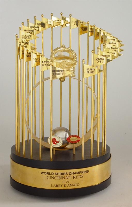 Pete Rose & Cincinnati Reds - auction