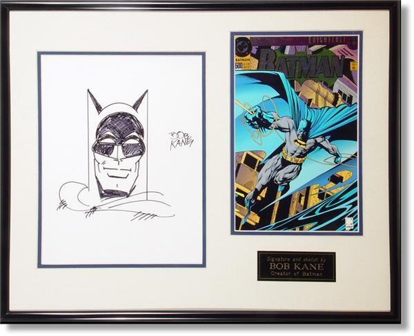 Comics - auction