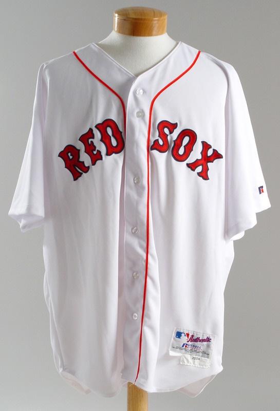 Baseball Jerseys - Internet Only (October 2004)
