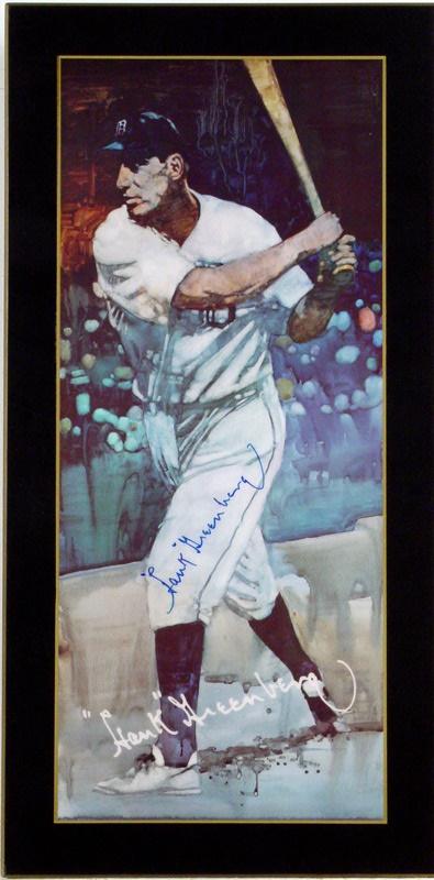 Baseball Autographs - Internet Only (October 2004)