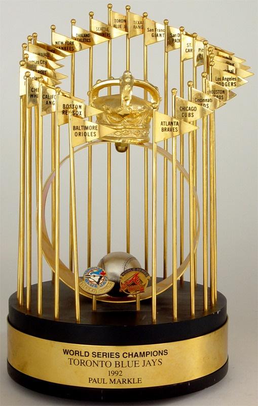 Baseball Awards - Internet Only (October 2004)
