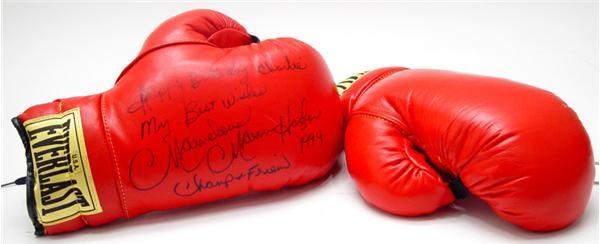 Muhammad Ali & Boxing - Internet Only (October 2004)